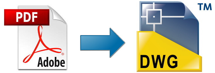 PDF to DWG - Convert your PDF to DWG for Free Online