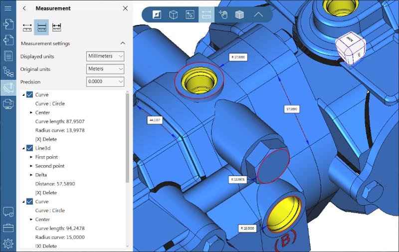 CST CAD Navigator full screenshot