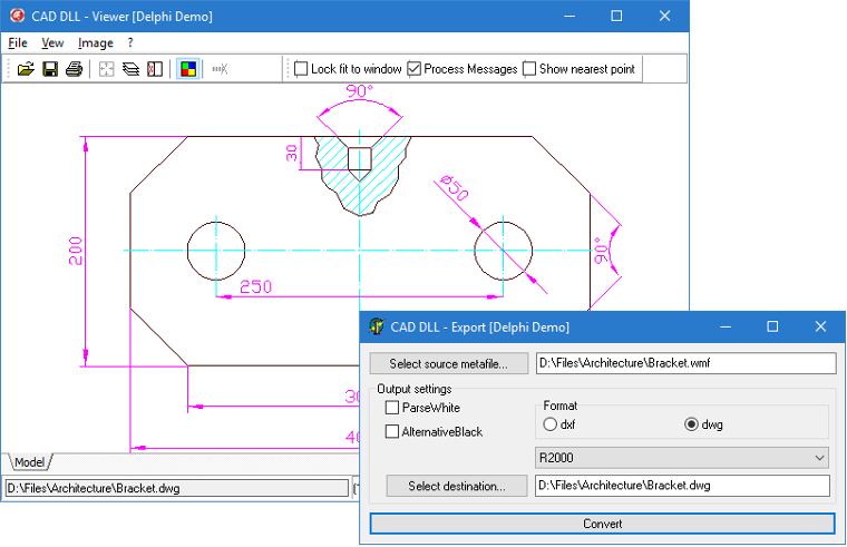 CAD DLL 12 released