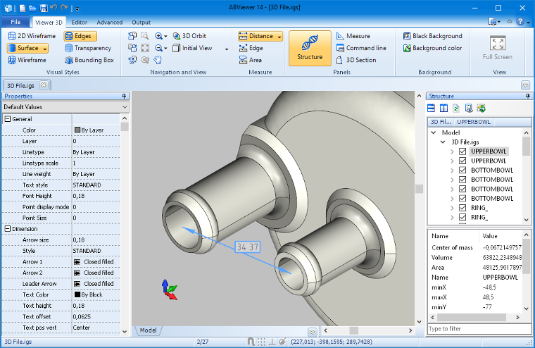 ABViewer 14 1 released