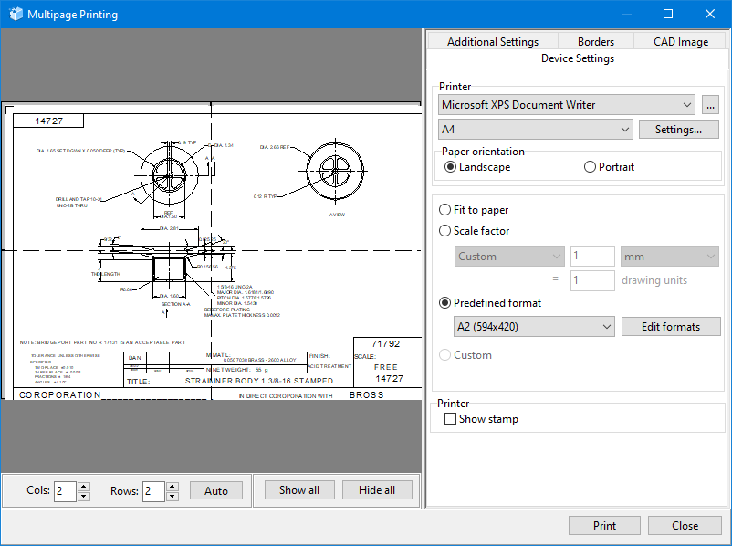 Screenshots | screenshots - CadSoftTools – AutoCAD DWG DXF